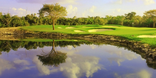 Cancun Country Club - El Tinto Golf Course