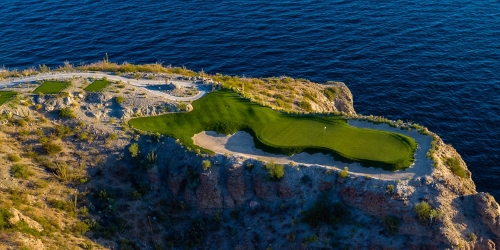 TPC Danzante Bay Mexico golf packages
