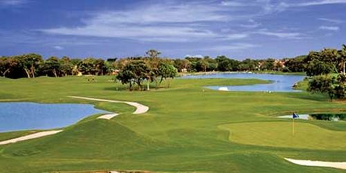 Hard Rock Golf Club Riviera Maya (Playacar) Mexico golf packages