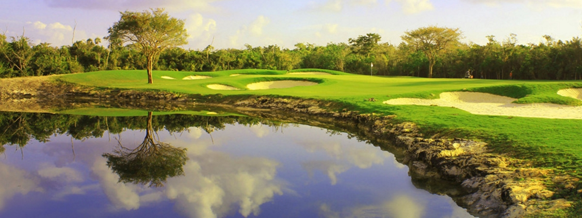 Cancun Country Club - El Tinto Golf Course